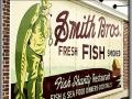 Smith Bros. Fish Shanty Sign - Port Washington, WI