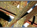 Weathered Net Drying Rack - Sheboygan, WI