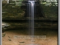 MNA Memorial (Tannery Creek) Falls, Michigan
