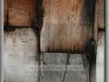 Smokehouse Door and Splitting Maul