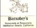 Barnabey's Pen & Quill - Manhattan Beach, CA