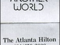 Another World - The Atlanta Hilton