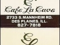 Cafe La Cave - Des Plaines, IL