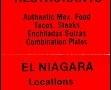 El Niagara Restaurant - Crystal Lake, IL