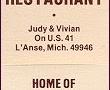 Hilltop Restaurant - L'Anse, MI