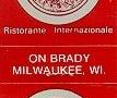 Ristorante Nicolo Internazionale - Milwaukee, WI