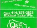 Quit Qui Oc Golf Club - Elkhart Lake, WI