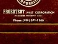 Frodtert Malt Corporation - Milwaukee, WI