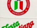Festa Italiana - Milwaukee, WI