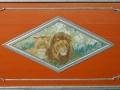 Gollmar Bros. Lion & Tiger Tableau No. 44