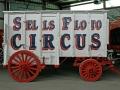 Sells-Floto Baggage Wagon
