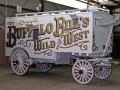 Buffalo Bill's Ticket Wagon No. 3