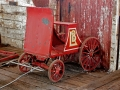 Leman Brothers Mule Cart