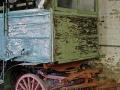 Unrestored Circus Wagon