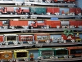 Scale Model Circus Wagons