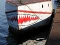 Chippewa Indian Fishing Boat - Lake Superior