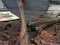 Fishing Boat - Edisen Fishery, Isle Royale National Park, Michigan