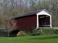 Billie Creek Covered Bridge (1895) - Parke County, Indiana