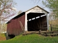 Beeson Covered Bridge (1906) - Parke County, Indiana