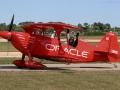 Oracle Stunt Plane