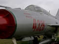 Russian MIG-21 Jet Fighter