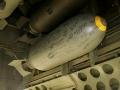 """B-25 Mitchell Bomber """"Panchito"""" Bomb Bay"""