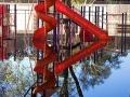 Grady Park Playground Flood - Saukville, WI - June, 2008