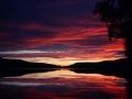 Hatchet Lake Sunrise - Isle Royale National Park, Michigan