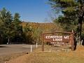 Keweenaw Mountain Lodge - Entrance Sign