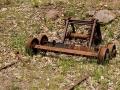Abandoned Winch - Lac La Belle