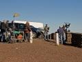 Film Crew shooting 'Travel Michigan' promo - Brockway Mountain - Keweenaw County, Michigan