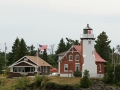 Eagle Harbor Lighthouse (1871) - Lake Superior