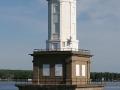 Keweenaw Lower Entry Light (Portage River Entrance, 1930)  - Lake Superior