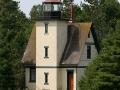 Mendota (Bete Gris) Lighthouse (1870) - Lake Superior