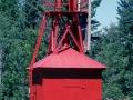 Copper Harbor Front Range Light - Lake Superior