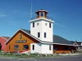 Indian Country Sports Light - L'Anse - Lake Superior