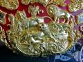 Lion & Mirror Bandwagon No. 1 - Carving Detail