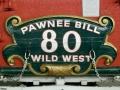 Pawnee Bill Bandwagon No. 80 - Carving Detail
