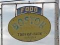 Boston Store Sign - Boston Location