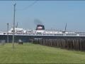 S.S. Badger Lake Michigan Car Ferry 2012