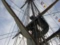 Brig Niagara (Erie, PA) - Main Mast