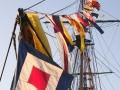 Brig Niagara (Erie, PA) - Flags