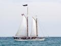 Appledore IV (Bay City, MI) - Lake Michigan off Port Washington, Wisconsin