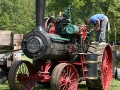 Case Steam Tractor - Richfield, WI Thresheree