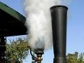 Case Steam Tractor - Bishop Hill, Illinois