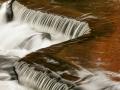 Upper Bond Falls - Reflections - Ontonagon County, Michigan
