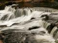 Upper Bond Falls - Ontonagon County, Michigan