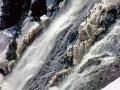 Douglass Houghton Falls - Spring Runoff