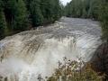 Potawatomi Falls - Black River, Iron County, Michigan