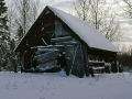 Barn - Ontonagon County, Michigan